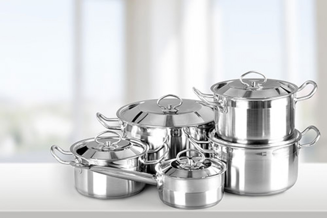Pots, Cutlery and Pans, Oh My!